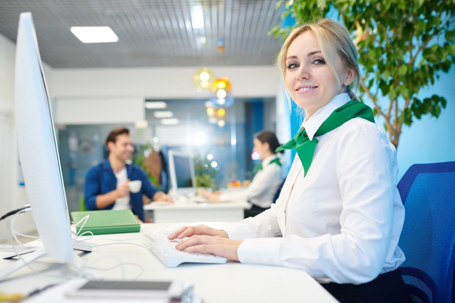 Isplata pomoci na namenski racun poslodavca u banci