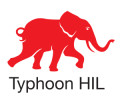 Typhoon HIL Novi Sad - logo