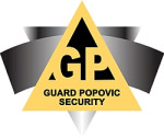 Guard Popović Security logo