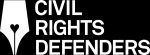 Civil Rights Defenders logo