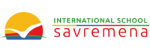 Savremena International School logo
