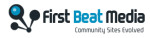 First Beat Media logo