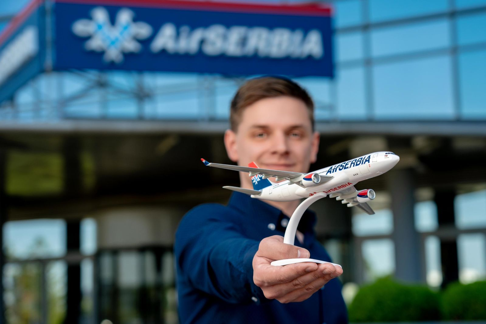 Zaposleni kao najvažniji resurs u kompaniji Air Serbia a.d.